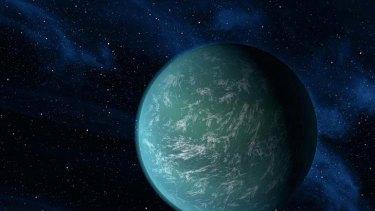 Super- Earth ... Kepler-22b.