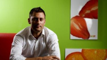 Former chief executive of Boost Juice and childhood friend of Simon Crowe, Simon McNamara.