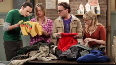 New deals: three of the main actors from The Big Bang Theory will get $1 million per episode.