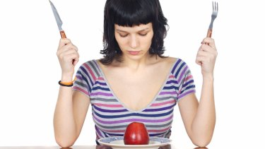 Diet or dogma? ... vegetarianism linked to greater incidence of eating disorders.