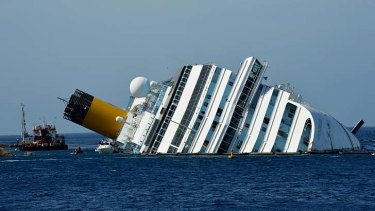 A report into the 2012 sinking of the cruise liner Costa Concordia recounts the confusion and chaos that engulfed more than 4000 passengers and crew near the harbour of Giglio, Italy.