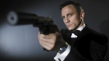 The James Bond library is available on Stan.