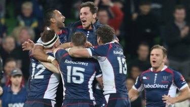 The Melbourne Rebels have struggled for success on and off the field.
