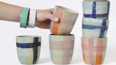 Takeawei's check tumblers for Markit.