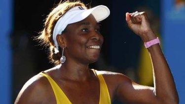 Mismatch ... Venus Williams says her dress was inspired by Alice in Wonderland