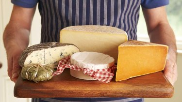 Bring out the cheese platter? Not so fast.
