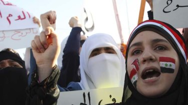 """""""Opposition groups claim more than 200 people have been killed in two days of violence in the region."""""""
