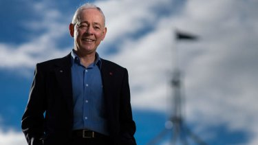 """Senator Bob Day wants the Racial Discrimination Act, or """"Bolt Laws"""" to be altered."""