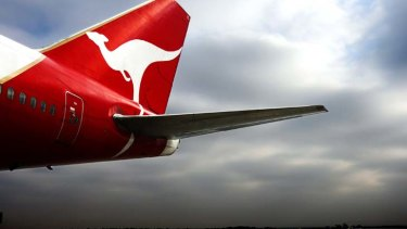 Qantas is trying to stem losses within its international operations.