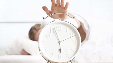 Short on rest: it can affect us more than we think.