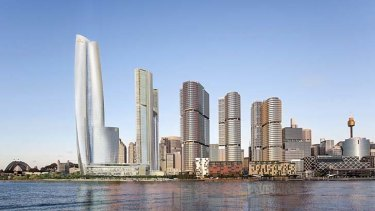 """""""The Barangaroo Delivery Authority confirmed on Tuesday it will appeal the ruling""""."""