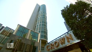 """Crown Resorts will retain its Melbourne casino licence for the next two years despite a royal commission finding it had engaged in """"disgraceful"""" misconduct."""