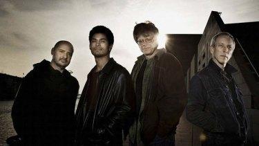 Constant innovation: The Kronos Quartet.