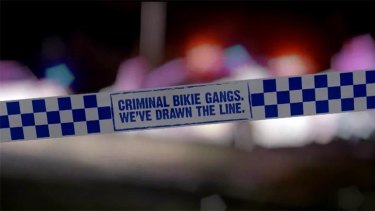 Still shot from Queensland Government anti-bike advertisment