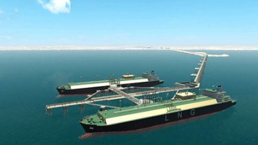 Gorgon will be a major supplier of gas to South Korea under the deal.