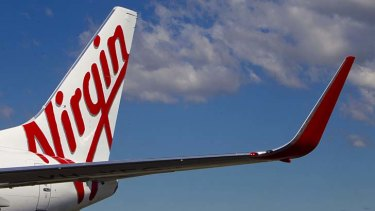 Virgin Australia returns to profit.
