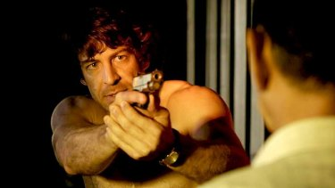 Tropical noir: Don Hany takes aim at the classic detective stories.