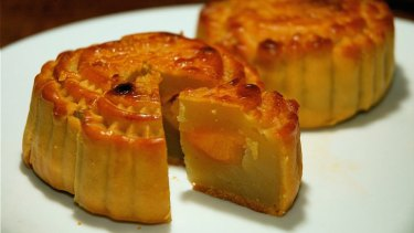 Off the menu: Party officials now have to buy their own mooncakes.