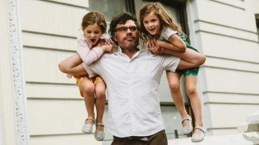 Jemaine Clement stars with Aundrea and Gia Gadsby in <i>People Places Things</i>.