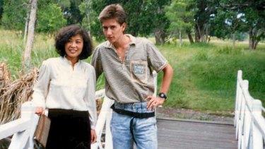 Helen Liu and David Shultz.