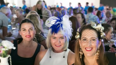 Breast Cancer WA's royal long lunch celebrates West Australians affected by breast cancer.