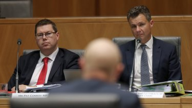 Labor MP Matt Thistlethwaite said he would use the hearing to demand ASIC hand over their ''decline'' rate.