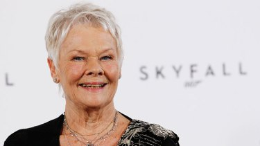 Will <i>Skyfall</i> be Judi Dench's last Bond film?