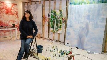 Archibald Prize winner Fiona Lowry will exhibit work at Sydney Contemporary art fair.