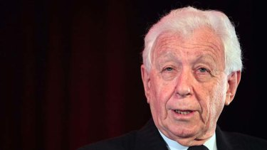 Frank Lowy says Australia should get its taxpayers' money back.