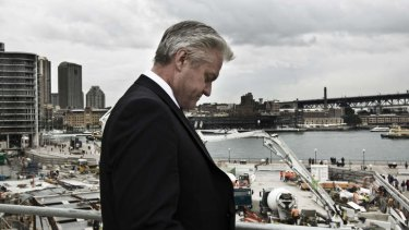 The $13m man: former Leighton CEO Hamish Tyrwhitt.