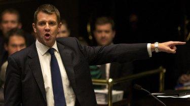 Mike Baird, NSW Treasurer, has questioned Julia Gillard's commitment to the WestConnex motorway.