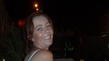 Traci O'Sullivan, who was found dead on Saturday.