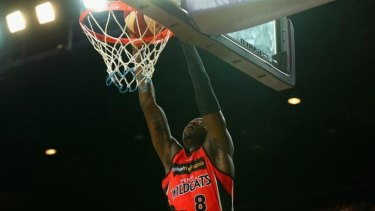 Perth Wildcats star import James Ennis has electrified crowds this season. The NBL looks set to have more players of his ilk following the introduction of marquee provisions in the salary cap.