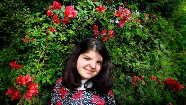 Eman Tabaza, 16, is due to return home to Gaza a much happier girl.