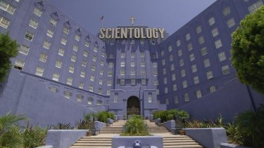 Controversial: The documentary <i>Going Clear: Scientology and the Prison of Belief</i>.
