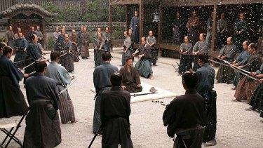Melodrama: Far more than seven samurai look sharp.
