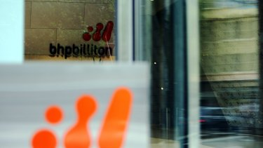 BHP reported a net profit of $US6.7 billion ($8.4 billion), below analyst expectations of a $US7 billion.