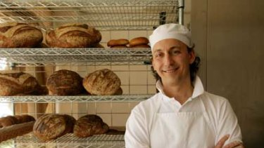 Belgrade to Bronte ... Iggy Ivanovic has returned to his first love: baking