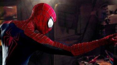 <i>The Amazing Spider-Man 2</i> gets a bit high maintenance.