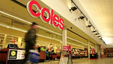 Lost court appeal ... Coles will pay nearly $500,000 in damages to a woman who was hit by a trolley in one of its supermarkets.