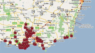 Focus on 52 high-risk towns as bushfire season looms