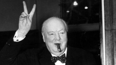 The idea for the invasion was Winston Churchill's (pictured) but British PM Herbert Asquith gave the nod - only after he had run it by an unlikely consultant, writes Peter FitzSimons.