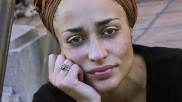 Skilful stylist: Zadie Smith evokes Virginia Woolf in sections of her novella.