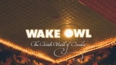 Wake Owl's The Private World of Paradise