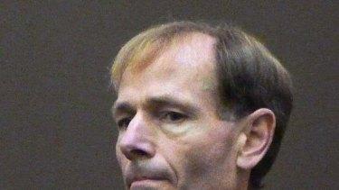 Sean Davison in court.