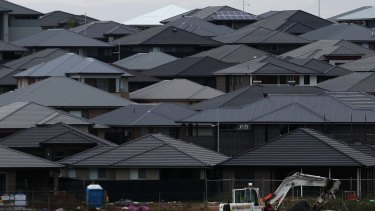 The weak housing market is hampering growth according to the IMF.