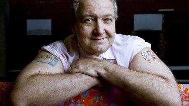 Melbourne Art Foundation chairman Ken Fehily.