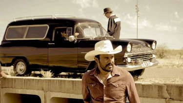 Aaron Pederson in <i>Mystery Road.</i>