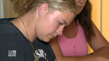 A teenager is taking her boss to the Human Rights Commission in a landmark case over vaccines.