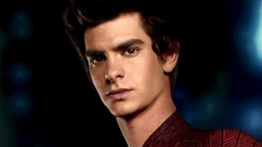 New role: <i>The Amazing Spiderman's </i> Andrew Garfield is to star in Mel Gibson's latest film.